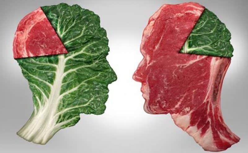 أيهما أكثر صحة: النظام الغذائي النباتي أم القائم على اللحوم