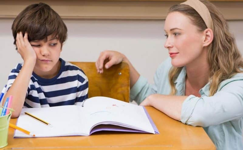 رؤية الآباء للفشل كأمر سلبي يؤثر على قدرة أطفالهم على التحسن