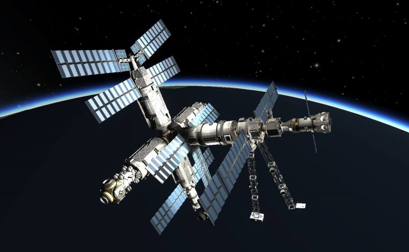 ماذا تعرف عن محطة مير الفضائية؟