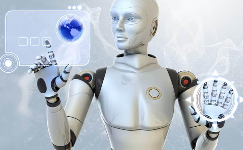 ما هو الفرق بين الذكاء الاصطناعي وتعلم الالة؟