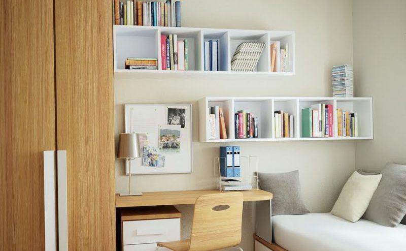 كيف تجعل غرفة صغيرة تبدو كبيرة ومريحة