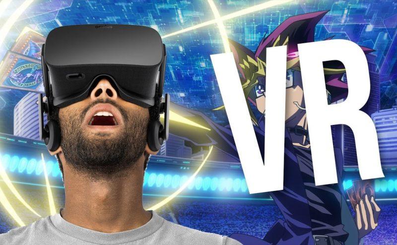 كيف يمكن لمؤثرات اللمس أن تفسد متعة الواقع الافتراضي VR؟