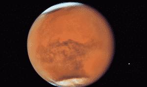 صورة المريخ تلسكوب هابل