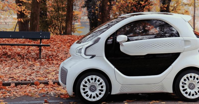 بدء إنتاج سيارات مطبوعة بتقنية 3D وأوروبا أول مستورد