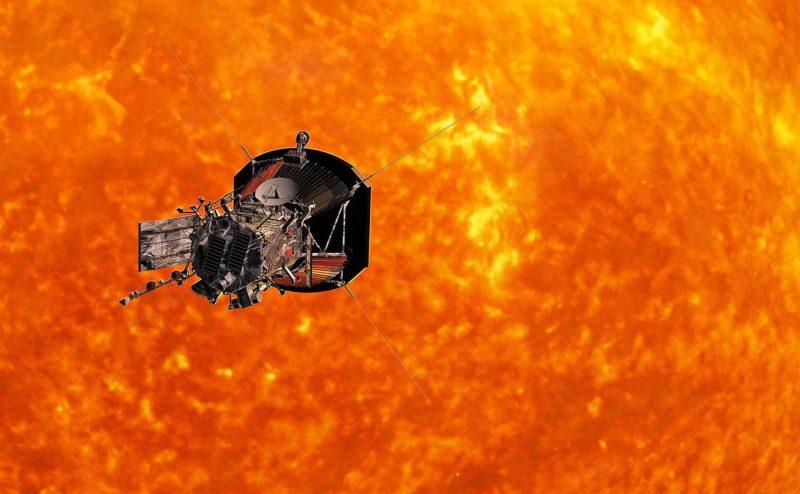 مسبار باركر الفضائي: رحلة البشرية لملامسة الشمس