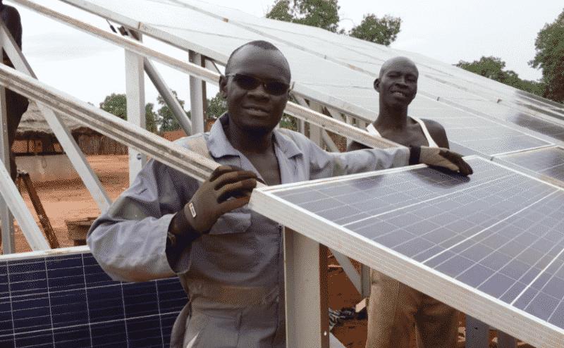 الأنتقال لـ الطاقة المتجددة خيار السودان الأفضل