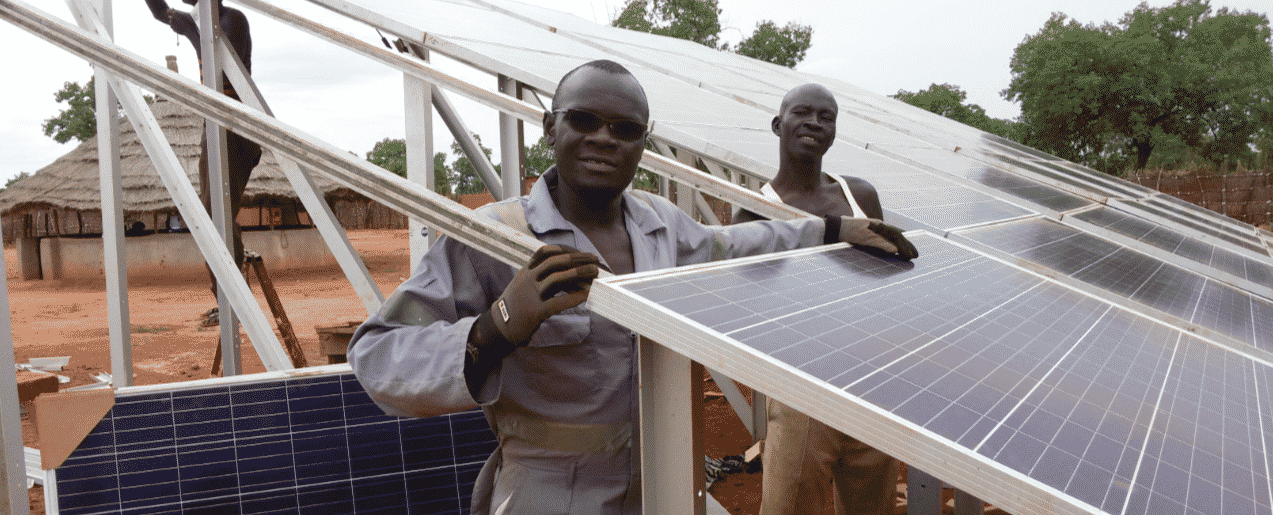 الطاقة المتجددة خيار السودان