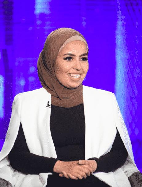 المهندسة جنان الأشهب من الكويت