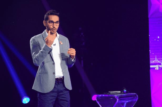 الدكتور عبدالله من الكويت - جهاز يقوم بحساب معدل اللاكتات التي يفرزها الجسم أثناء المجهود البدني