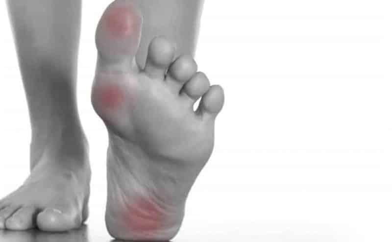ماذا تخبرك قدميك عن حالتك الصحية؟