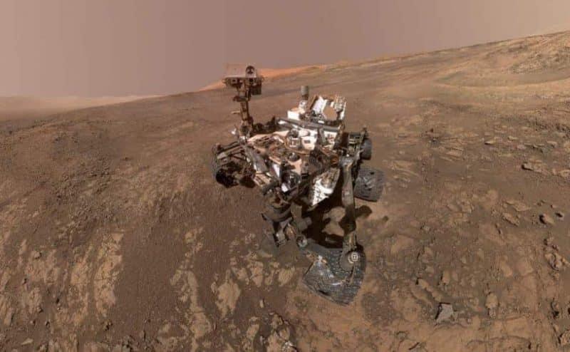 هل كانت هناك حياة على كوكب المريخ؟
