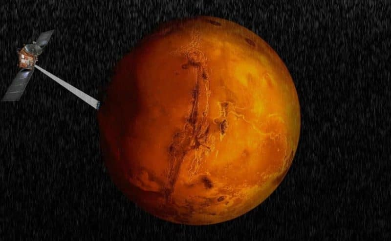 إكتشاف بحيرة على سطح المريخ .. أهو حتمي لوجود حياة؟
