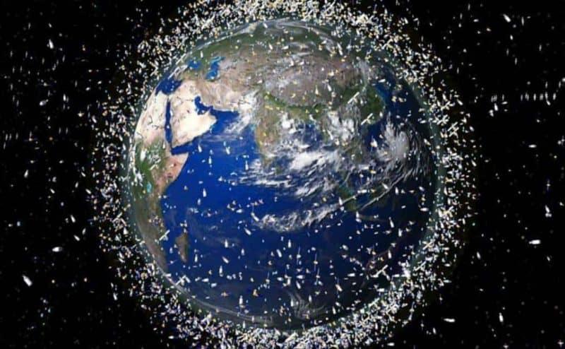 حطام الفضاء  تلوث جديد يحيط بالأرض