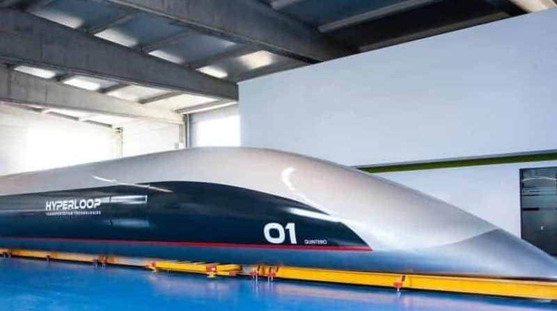 """قريبًا…""""Quintero One"""" أول كبسولة نقل ركاب فائقة السرعة في العالم"""