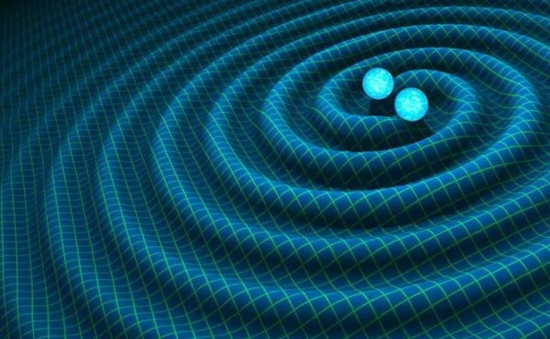 هل من الممكن نقل البيانات عبر  الموجات الثقالية؟