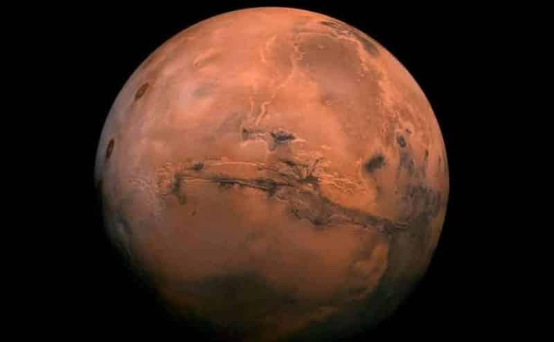 هل من الممكن أن يكون هناك حياة على سطح المريخ ؟
