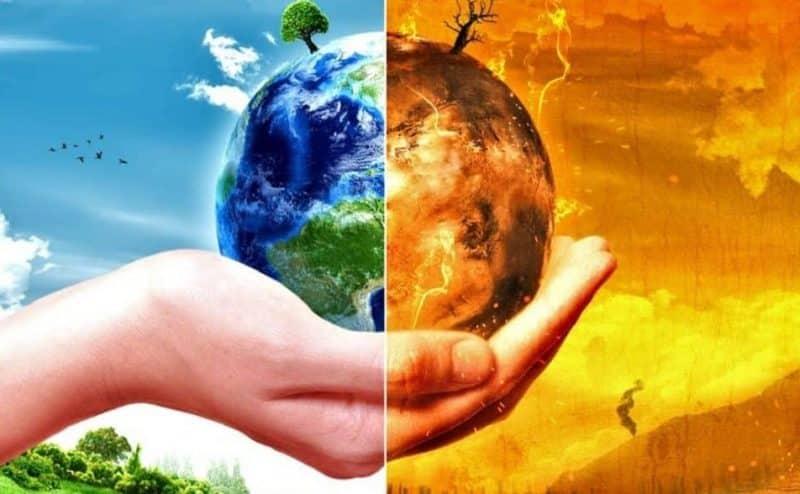 حافظوا عل كوكبنا !! الإحتباس الحراري يدّقُ ناقوس الخطر !