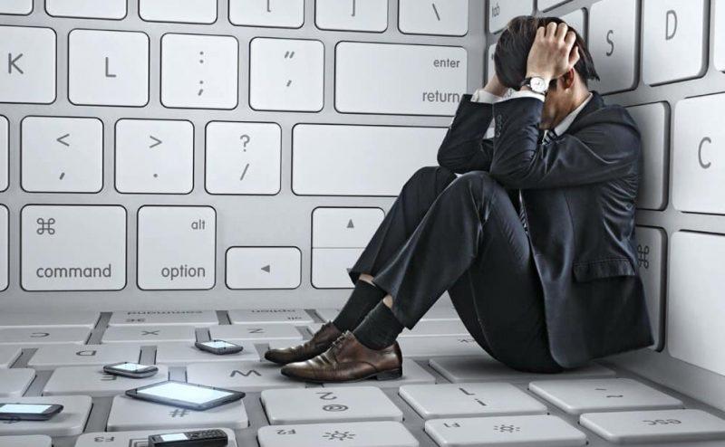 ماذا تعرف عن إدمان الإنترنت ؟