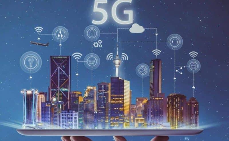 ما هي تطبيقات تقنية 5G؟
