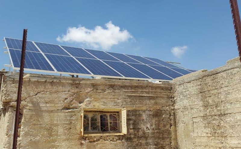 المقاومة بالطاقة الشمسية.. كيف يُمكن للشمس أن تتحول لوسيلة صمود؟