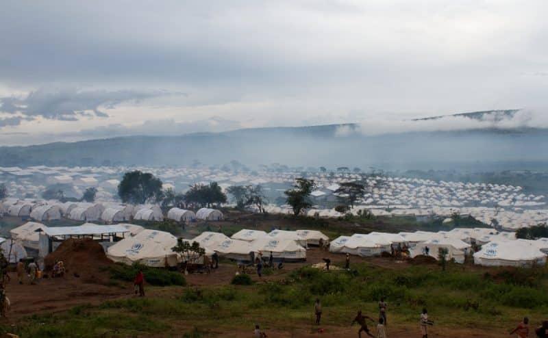 كيف نحصل على مياه صالحة للشرب في مخيمات اللاجئين .. روندا مثالا