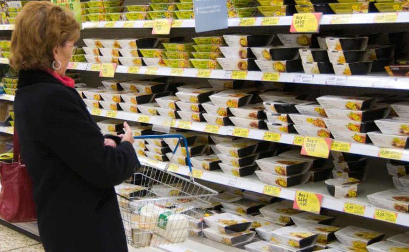 الأطعمة الفائقة التصنيع والآيس كريم مرتبطة بالموت المبكر