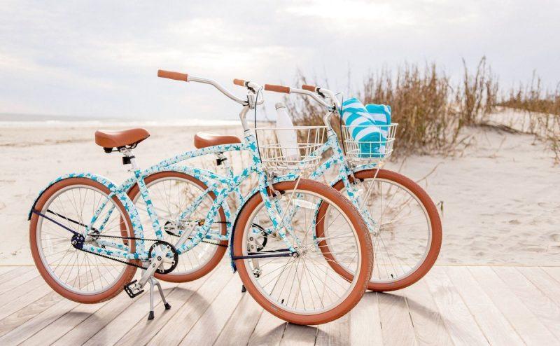 ساهم في حماية السلاحف البحرية المهددة من خلال شراء هذه الدراجة