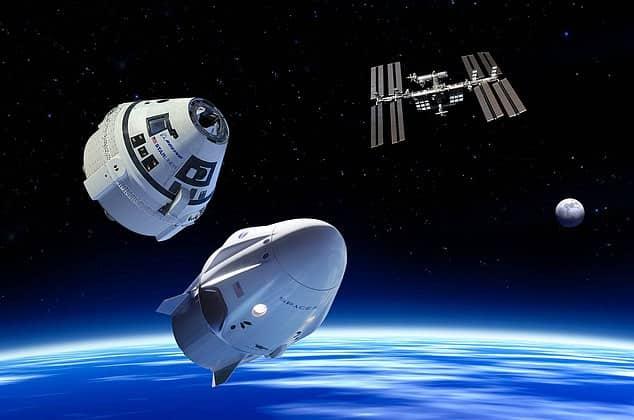 سافر إلى المحطة الفضائية في 2020 مقابل 50 مليون دولار!