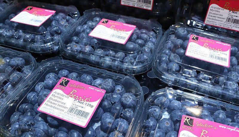 تناول التوت الأزرق كل يوم يقلل من خطر الإصابة بأمراض القلب