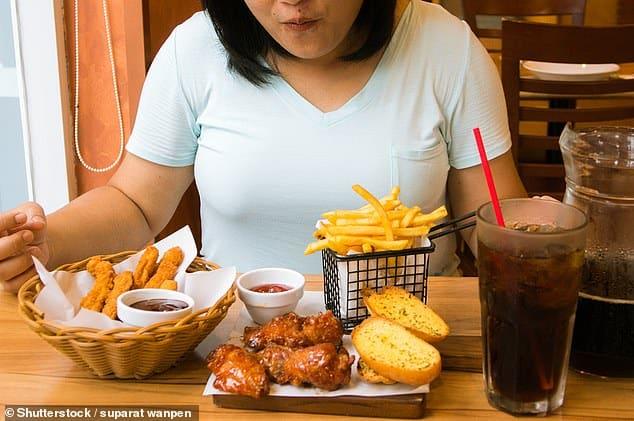 الكسل وتناول الطعام بكميات كبيرة هما سبب السمنة وليس الوراثة