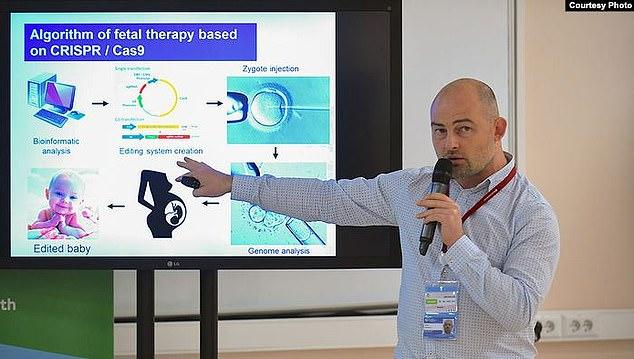 """عالم روسي يكشف عن خطة لاستخدام تقنية """"كريسبر"""" لعلاج الصمم الوراثي"""