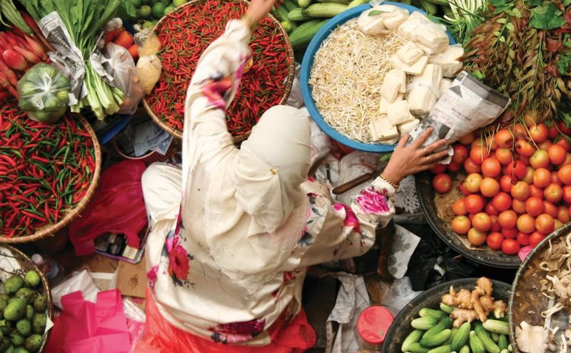 تغييرات صغيرة يمكن أن تؤدي إلى تأثيرات كبيرة على التغذية في العالم