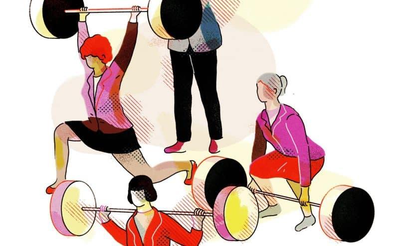 دراسة جديدة: النساء مؤهلات مثل الرجال وقد يكن أكثر كفاءة