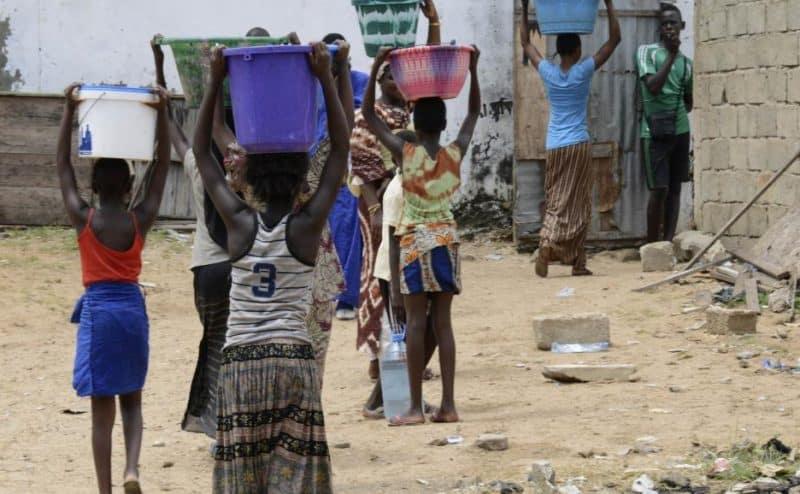 هل سيكون الوصول إلى المياه هو المشكلة الرئيسية في القرن الحادي والعشرين؟