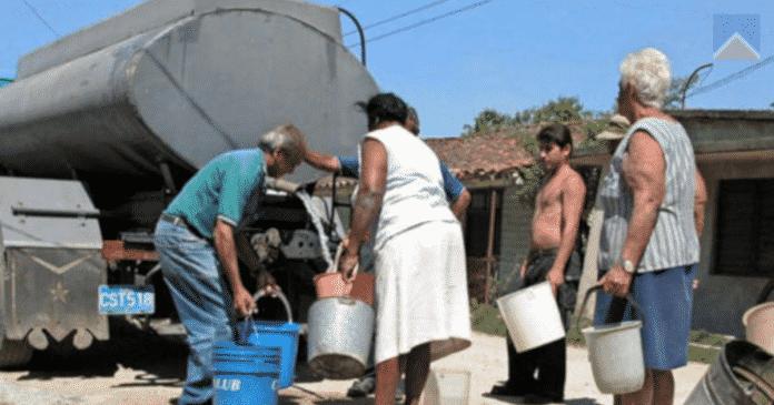 مقاطعات كوبية تعاني من نقص كبير في المياه