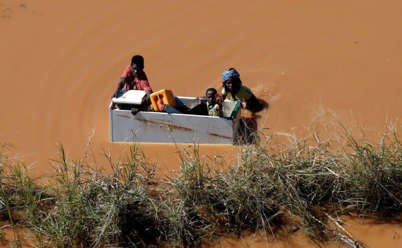 انخفاض الأضرار الناجمة عن الكوارث الطبيعية في جميع أنحاء العالم في النصف الأول من 2019