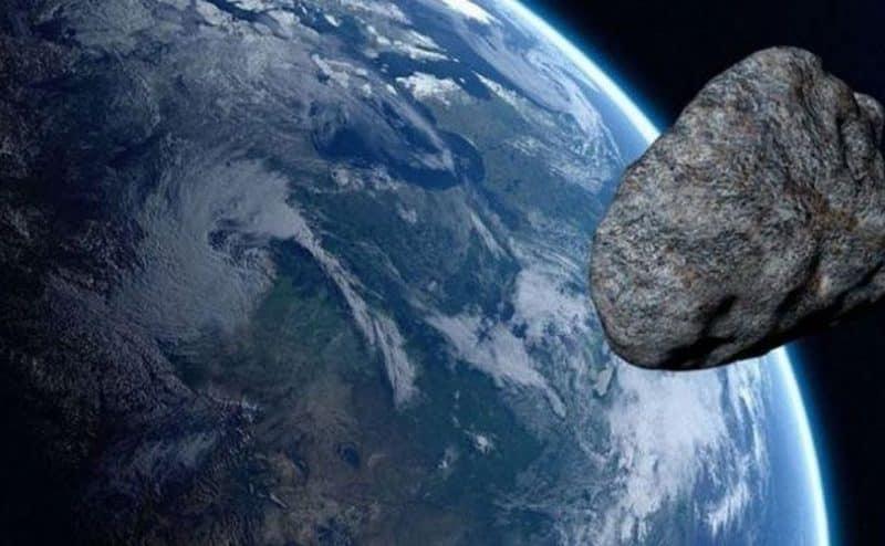 اقتراب الكويكب 2019 OK من الارض