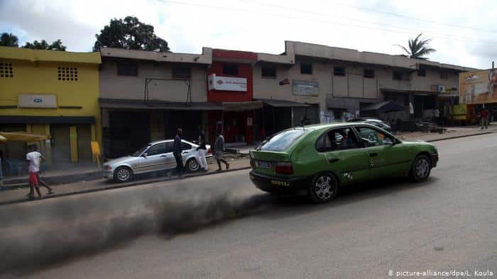 دراسة تبرز سوء نوعية الهواء في غرب إفريقيا