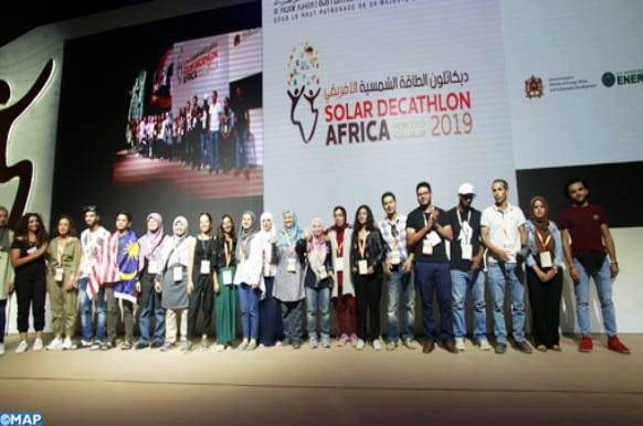 """المغرب: قرية """"Solar Decathlon Africa"""" تفتح أبوابها للعموم"""
