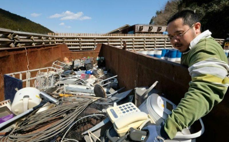 قرية يابانية تهدف إلى التخلص من النفايات بحلول عام 2020