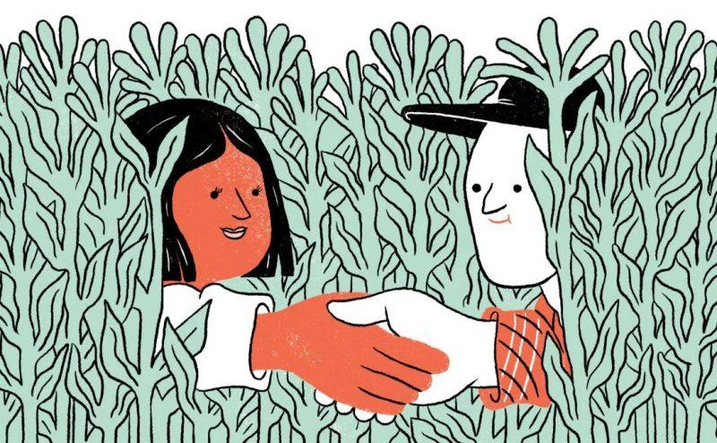 مزارعو كيبيك يخالفون التقاليد لإنقاذ البيئة