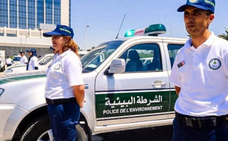 """الجزائر تعلن إنشاء """"الشرطة البيئية"""""""