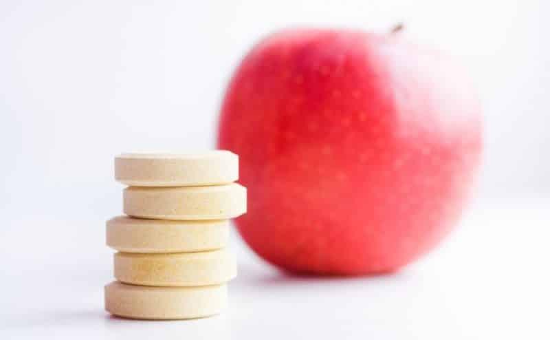أقراص خل التفاح لفقدان الوزن في قفص الاتهام بعد وفاة طالبة