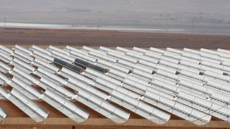 الحلم الإفريقي….معالجة المياه بالطاقة الشمسية