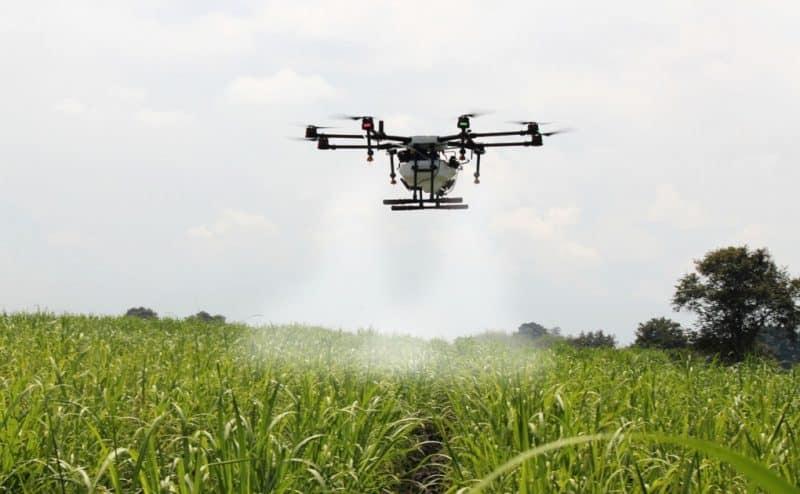 الزراعة بالطائرات المسيرة وحلول اخرى، ستغير طريقة اطعام العالم إلى الأبد