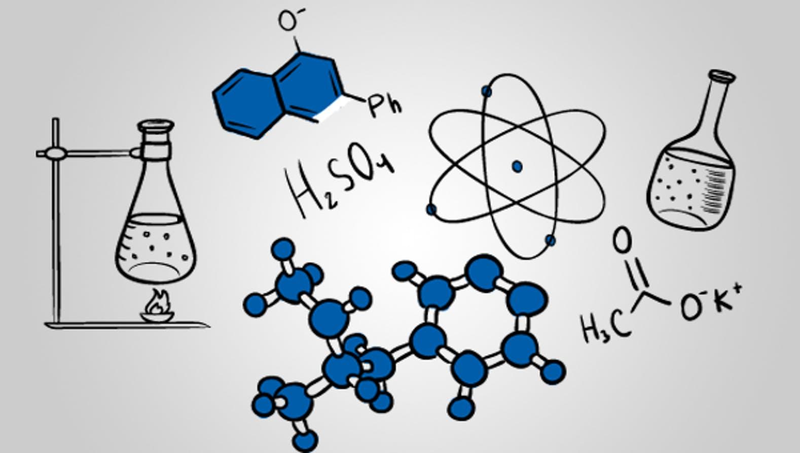 قانون الكيمياء