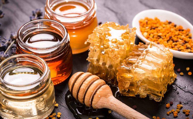 منتجات نحل العسل وفوائدها الطبية
