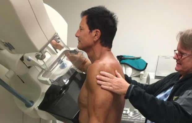 للرجال المصابين بسرطان الثدي …الاكتشاف المبكر قد ينقذ حياتك