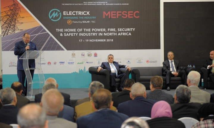 """مصر: معرض """"Electricx"""" يركز على الطاقات المتجددة"""