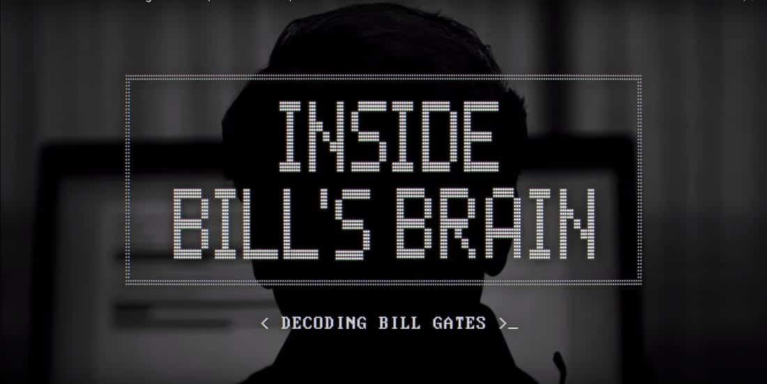 مراجعة فلم من داخل عقل بيل جيتس